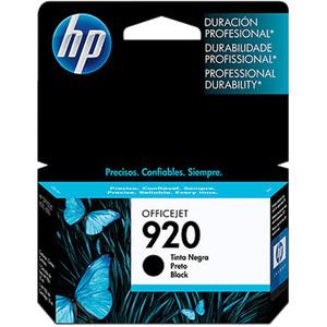 HP INC. - INK 920 BLACK OFFICEJET INK CARTRIDGE