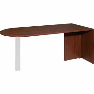 Lorell Essentials Peninsula Desk Box 1/2 - 30
