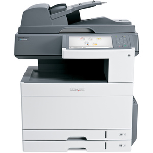 Lexmark X925DE Multifunuction Color Laser Printer 30PPM 600X600DPI USB Ethernet