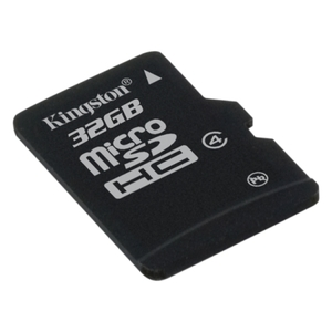 Kingston SDC4/32GBSP 32 GB microSDHC