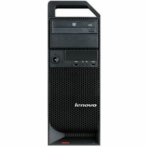 Lenovo ThinkStation S20 4157K4U Tower Workstation - 1 x Processors Supported - 1 x Intel Xeon E5507 Quad-core (4 Core) 2.26 GHz 4157K4U