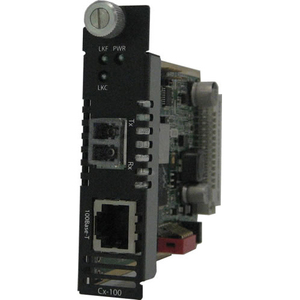 Perle C-100-S2LC40 Transceiver/Media Converter 05051360 - Large