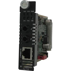 Perle CM-110-S2ST20 Transceiver/Media Converter 05052520 - Large