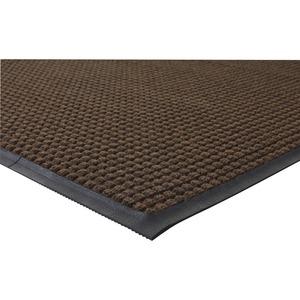 Genuine Joe Waterguard Wiper Scraper Floor Mats - Carpeted Floor - 72