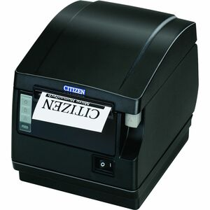 Citizen CT-S651 Thermal POS Printer 200MM Ethernet Interface Black Pne Sensor