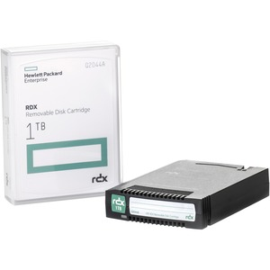 HPE 1 TB Hard Drive Cartridge - 2.5in- 5400rpm - Hot Swappable - 1 Pack
