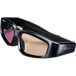 AG-S110 3D Active Shutter Glasses