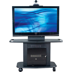 Avteq GMP - 200M - TT1 Display Stand - Up to 55inScreen Support - 350 lb Load Capacity -