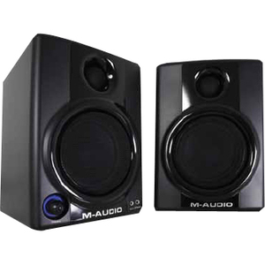 Avteq PSM-200 2.0 Speaker System - 90 Hz to 20 kHz