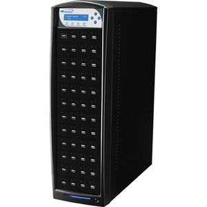 Vinpower Digital 1:47 USBShark USBSHARK-47T-BK USB Flash Memory Duplicator