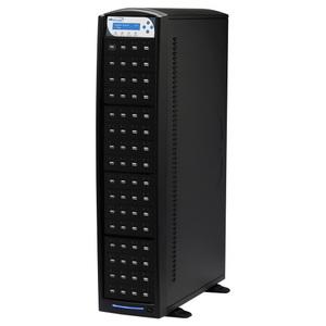 Vinpower Digital 1:63 USBShark USBSHARK-63T-BK USB Flash Memory Duplicator