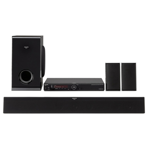 BD-MPC41U Sound Bar System with Subwoofer