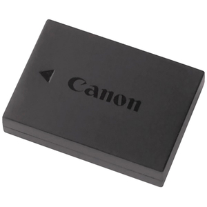 Canon LP-E10 Digtal Camera Battery - For Camera - Battery Rechargeable - Lithium Ion (Li-I
