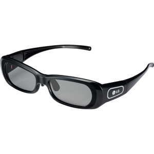AG-S250 Active Shutter 3D Glasses