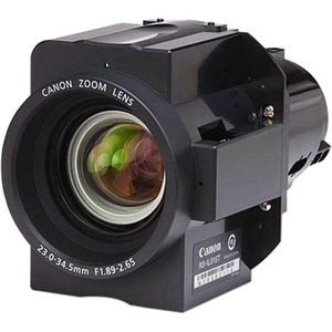 Canon RS-IL01ST - 23 mm to 34.50 mm - f/2.65 - Zoom Lens - 1.5x Optical Zoom