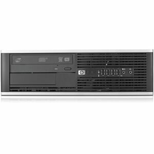 HP Business Desktop 6200 Pro Desktop Computer - Intel Pentium G840 2.80 GHz - Small Form Factor XZ872UTABA