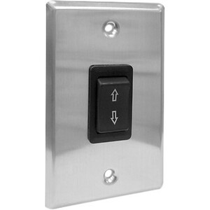 Draper ILT Single Station Low Voltage Wall Switch