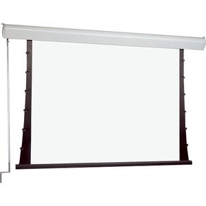 DRAPER SILHOUETTE C 106 HDTV 16:9 MANUAL PROJECTOR SCREEN. MATT WHITE XT1000V