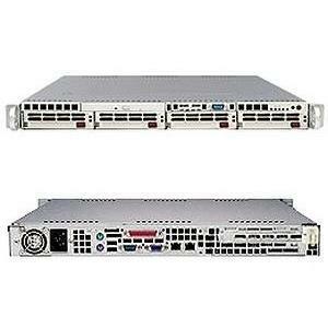 Supermicro SC813MT-300C Computer Case CSE-813MT-300C - Large