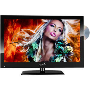 18.5IN LED HDTV BUILT-IN DUAL TUNERS HDMI INPUT COMPATIBLE HDTV 1080P/1080I/720P