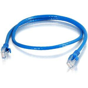 C2G 25FT CAT6 BLUE SNAGLESS PATCH CBL