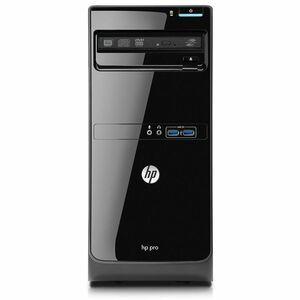 HP Business Desktop Pro 3400 Desktop Computer - Intel Core i5 i5-2300 2.80 GHz - Micro Tower XZ940UTABA