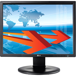 "LG N1910LZ-BF 19"" Widescreen LCD Monitor 1280X1024 5ms 250CD/M2 1000:1"
