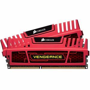 Corsair Vengeance CMZ8GX3M2A1866C9R DDR3 8GB (2X4G) 1866MHz 9-10-9-24 Memory Module