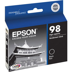 Printer Capacity - Black - Epson Artisan 700 Epson Artisan 800