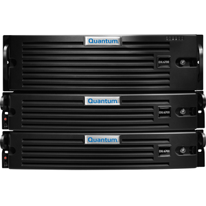 Quantum DAS Hard Drive/Solid State Drive Array - 12 x HDD Supported - 10 x HDD Installed -