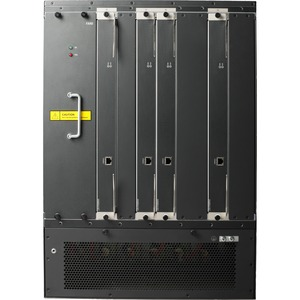 HPE 10508 Switch Chassis - Manageable - 3 Layer Supported - 14U High - Rack-mountable-Desk
