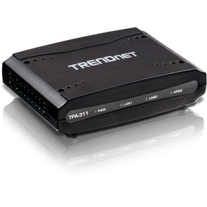 TRENDNET - BUSINESS MID-BAND COAXIAL NTWK ADAPT FOR TRIPLE PLAY DEPLOYMENT SOLUTIONS