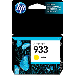 HP INC. - INK 933 YELLOW INK CARTRIDGE FOR OFFICEJET