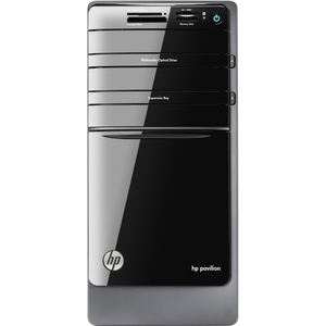 HP Pavilion p7-1200 p7-1203 Desktop Computer - Intel Core i3 (2nd Gen) i3-2120 3.30 GHz QW705AAABA