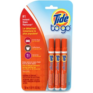 Tide Tide to Go Instant Stain Remover Pen   0 3 fl oz  0 quart    3   Pack