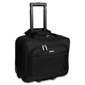 "Nextech Travel/Luggage Case (Roller) for 15.6"" Travel Essential, Notebook - Black NT0811"