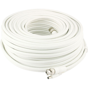 SWANN 200ft Fire Rated BNC Cable or iamese cable features integrated co-axial (RG59) &