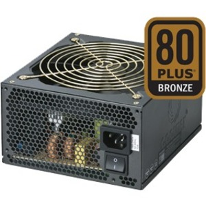 COOLMAX 700W COOLMAX 80PLUS BRONZE WITH POWER SUPPLY