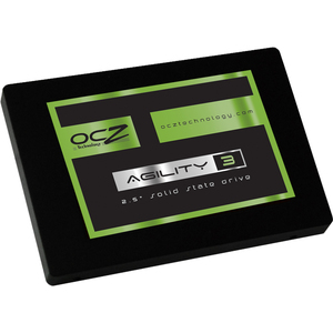 OCZ Agility 3 180GB 2.5in SATA3 6GB/S SandForce SF-2281 Solid State Disk Flash Drive SSD