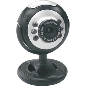 DYNAMODE Webcam - 2 Megapixel - 30 fps - USB 2.0 - 640 x 480 Video - Manual Focus