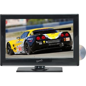 21.5IN LED HDTV BUILT-IN ATSC & NTSC SYSTEM HDMI INPUTS COMPATIBLE HDTV 1080P/10