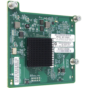 HP QMH2572 8Gb Fibre Channel Host Bus Adapter - host bus adapter - 2 ports