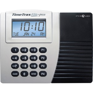 Pyramid Time Systems Proximity Time/Attendance System - ProximityUnlimited Employees - Dig