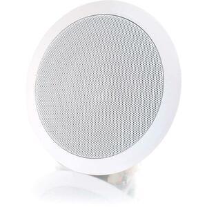 C2G 5in Ceiling Speaker - 100 Hz to 20 kHz - 8 Ohm