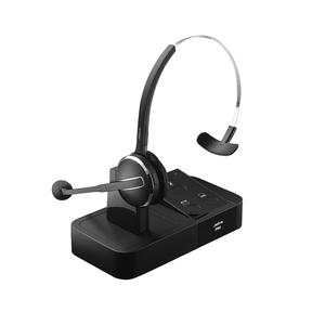 PRO 9450 Mono Flex-Boom Wireless Headset and Base Unit, Intuitive  Touch Pad Con