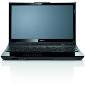 Fujitsu Lifebook AH532 Intel Core i3 2350M 4GB 500GB 15.6in DVDRW Widi Bluetooth WIN7HP Notebook