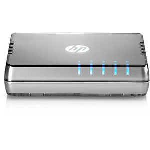 HP 1405 1405-5G (J9792A) Unmanaged small office V2 Switch