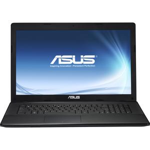 ASUS X75A-QB91 Intel Pentium B970 4GB 500GB 17.3in DVDRW HDMI WIN7HP Notebook Black