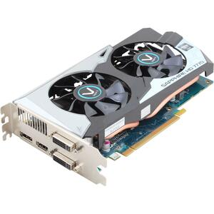 Sapphire Radeon HD 7770 OC 1GHz 1GB 4.5GBPS GDDR5 DVI-I/DVI-D/HDMI/DP PCI-E Video Card