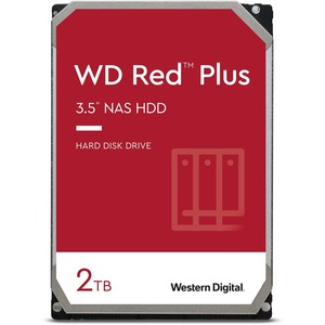 """WD Red WD20EFRX 2 TB 3.5"""" Internal Hard Drive - SATA WD20EFRX"""